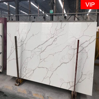 Statuario artificial quartz stone slabs China