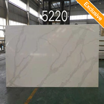 Quartz Stone White Calacatta Countertop White Quartz