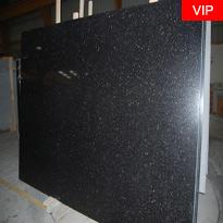 Black Galaxy Indian Black Granite Slabs