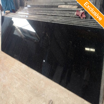 Black Galaxy Granite Stone Slabs