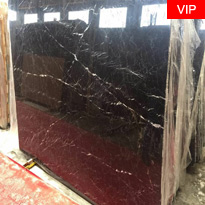 Black and White Marble Polished Slabs