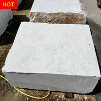 White Carrara Blocks