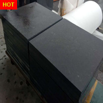 China Black Granite Tiles for Flooring and Wall
