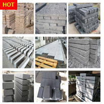 China Granite Landscaping Stones