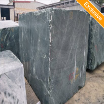 Indian Green Marble Blocks