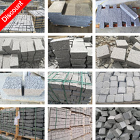 Gray granite cube cube stone cheap gray cubes