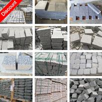 Gray granite cube cube stone cheap gray cubes