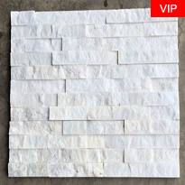 Milky White Marble - Cultured Wall Panels