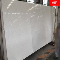 Sparkle White Quartz Slabs