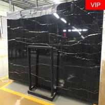 Nero Marquina Marble Slabs Polished Black Slabs