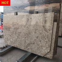 Oman Duka Limestone Slabs Polished Grey Limestone Slabs