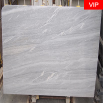 SILVER CLOUD VEIN CUT Marble Slabs