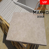 Triesta Tumbled Limestone Tiles from Egypt
