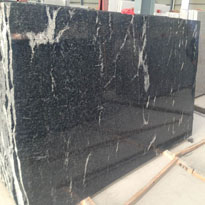 Snow Grey Granite Slab