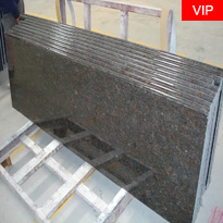 Tan Brown Granite Kitchen Tops