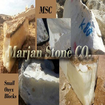 Iran Small Onyx Blocks