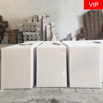 High Quality  White pure marble  60 x 60 x 2 cm