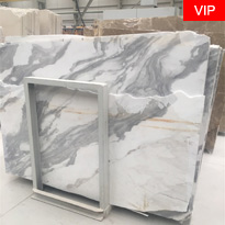 Phantom White Marble Slab