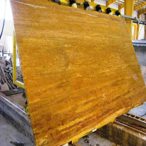 Golden Travertine Slabs
