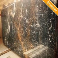golden black slab ready in stock
