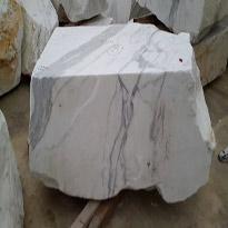 Statuario small blocks