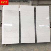 Greece white marble tiles