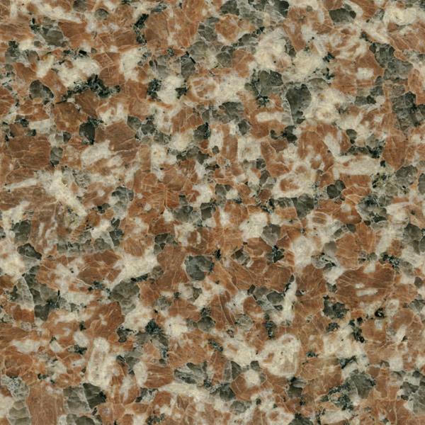 G386 Black Flower Granite
