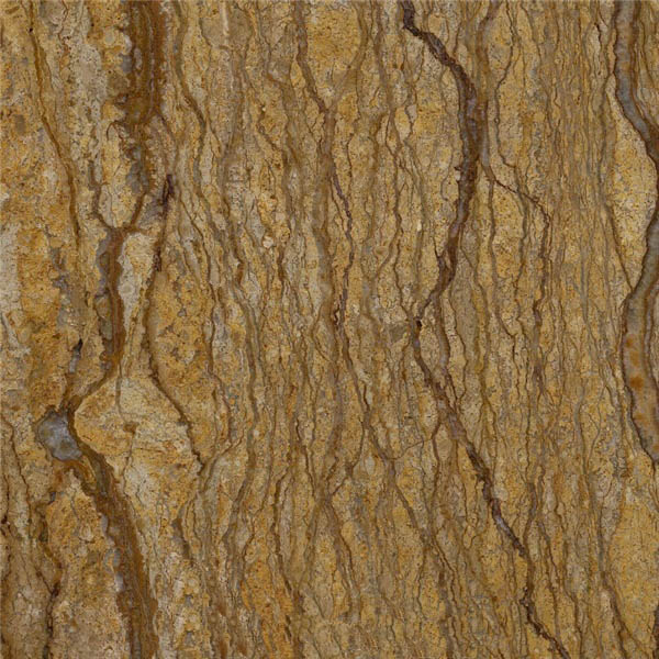 French Golden Travertine