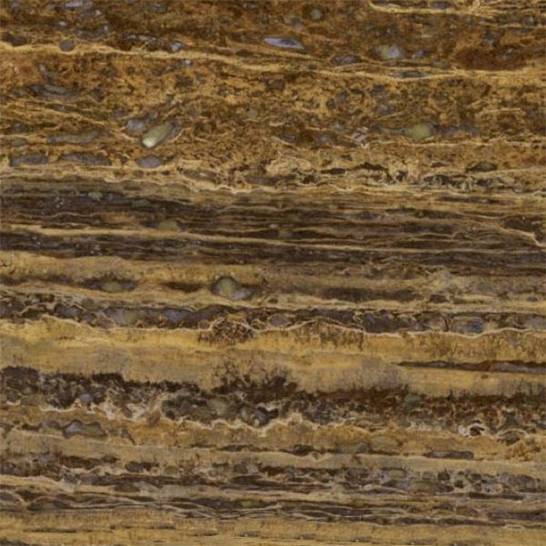 Golden Black Travertine