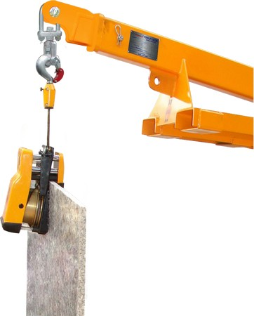 AUTO LOCK CABLE LIFTER AARDWOLF Lifter stone handling equipment