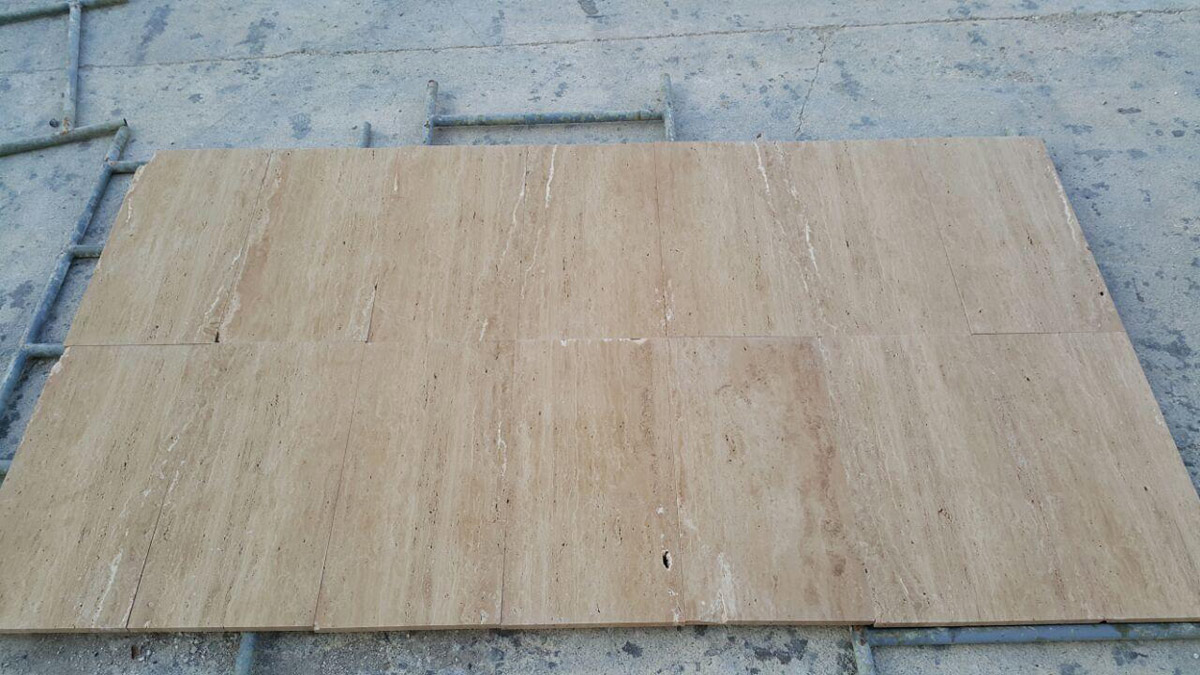 Turkey Classic Travertine Tiles