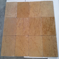 Golden Limestone Tiles