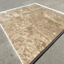 Cappiccino Dark Marble Tiles