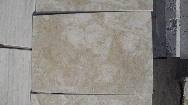 Travertine Light Unfilled