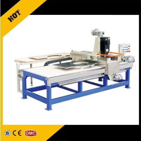 Automatic Basin and Inner circle polishing Machine