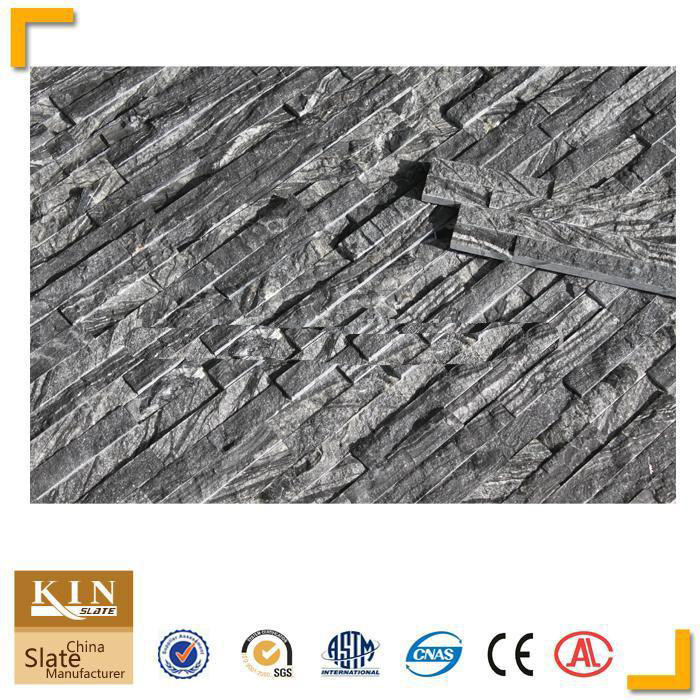 Natural zebra wood vein marble wall cladding panel