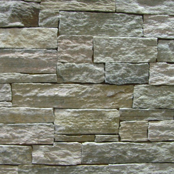 Natural Quartzite Walling