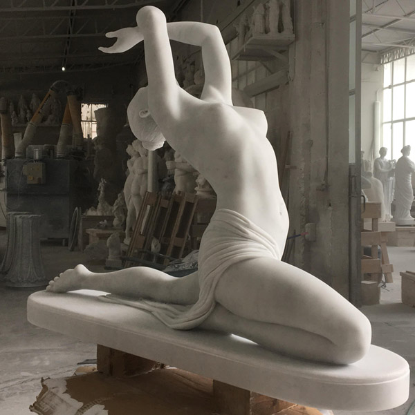 Marble Human Sculpture