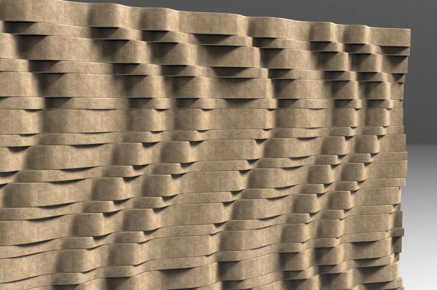 Natural Stone Design Idea Project